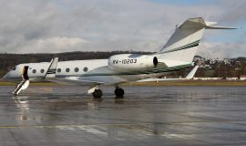 Slide in Russian business aviation traffic confirmed