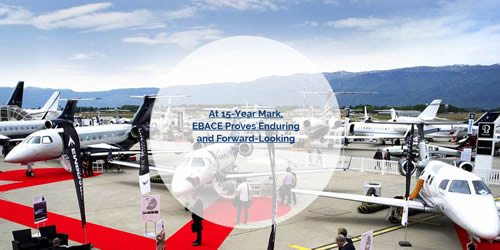 EBACE, European Business Aviation Convention & Exhibition