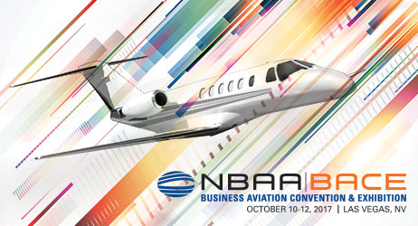 NBAA 2017 – Business Aviation Convention & Exhibition