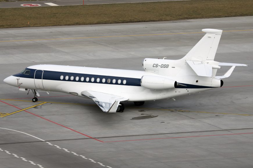 BAA takes a stake in NetJets China