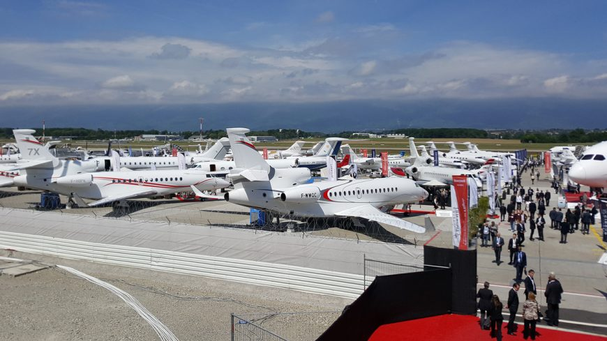 EBACE 2016 – Excitement, Enthusiasm & Enduring Value