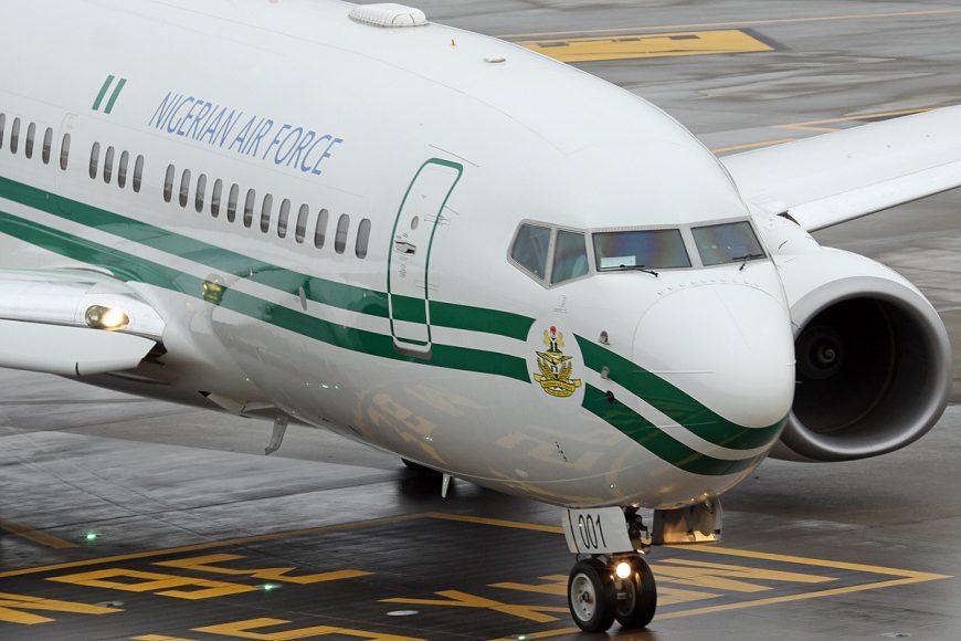 Nigeria to dispose of part of Presidential fleet