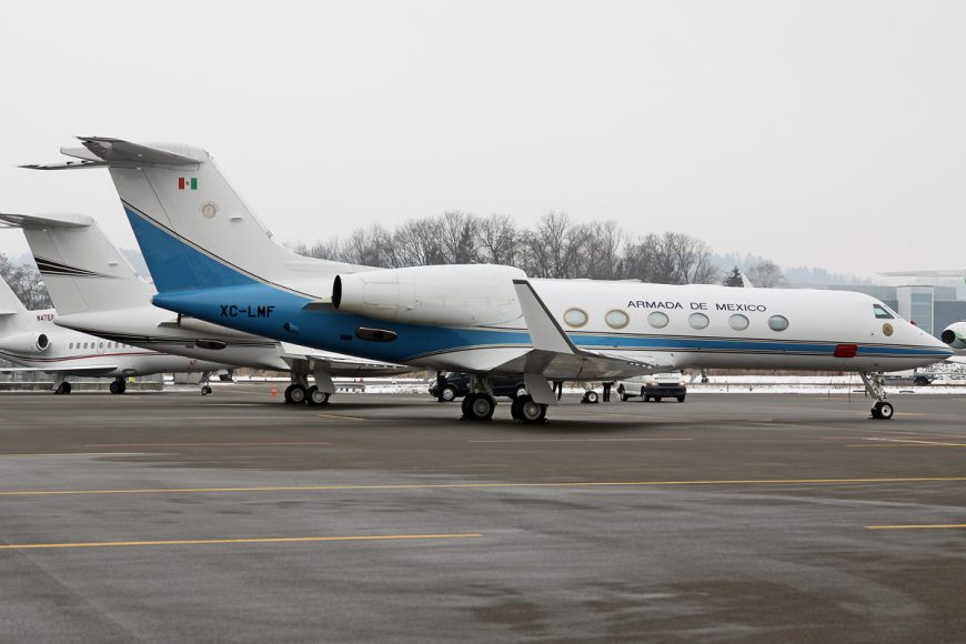 Gulfstream to end G450 production