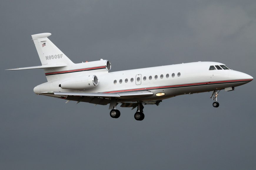 Bizav suffers under US shutdown
