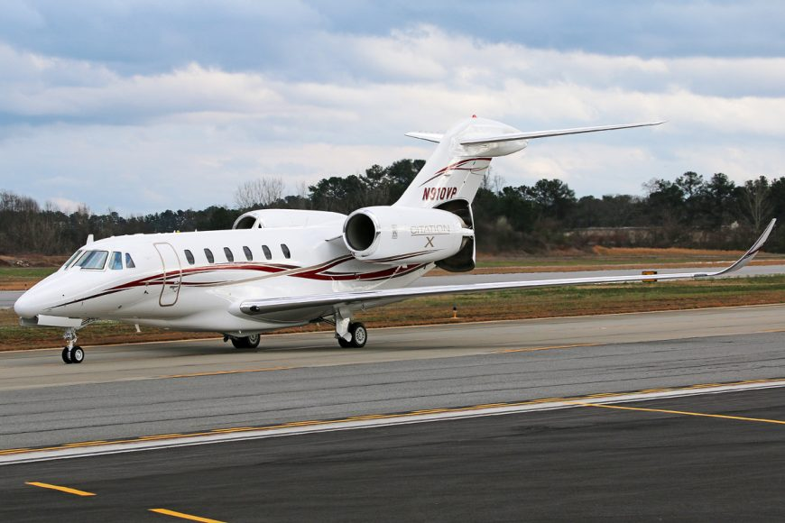 Used bizjet inventory to grow