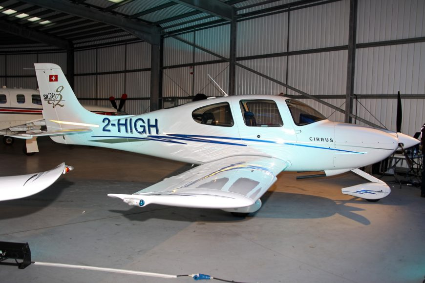 Guernsey Aircraft Register scores 500
