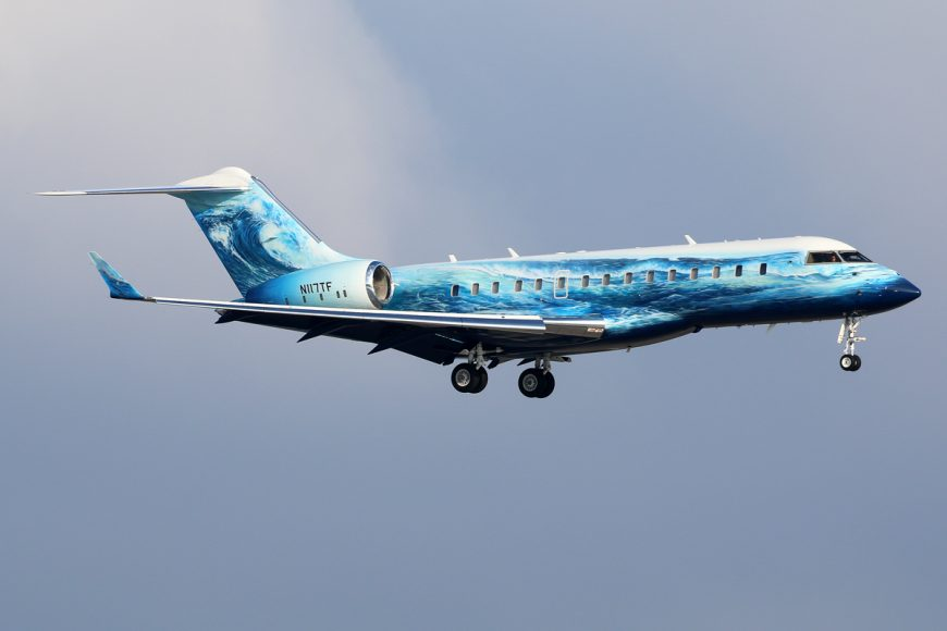 Bombardier to sell bizjet unit?