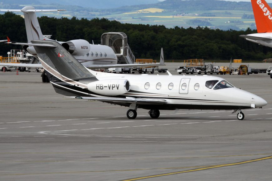 Covid-19 and the business aviation industry
