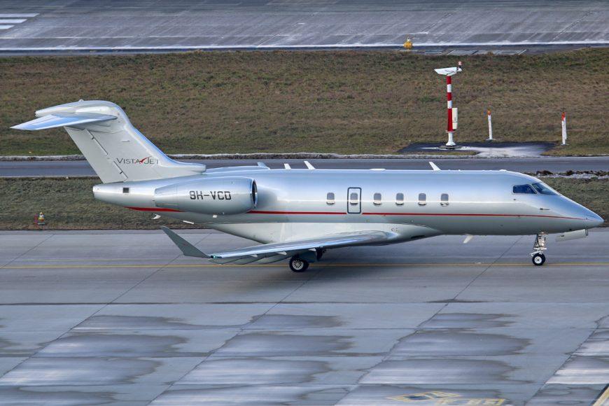 Vistajet's 'jet-to-yacht' service