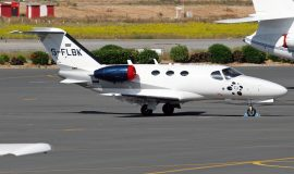 European bizav traffic rebounds in August