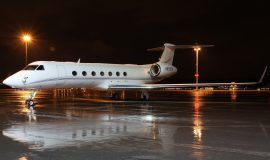 A less chilly December for global bizav traffic