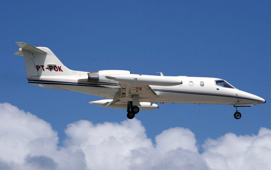 Learjet – the end of an era