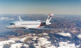 Falcon 10X – a large cabin competitor