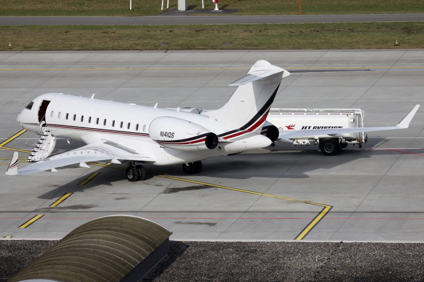 NetJets sees booming demand